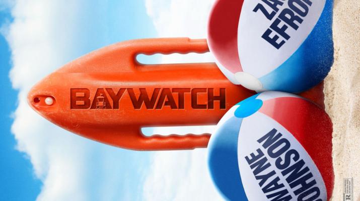 Baywatch 2017 Poster