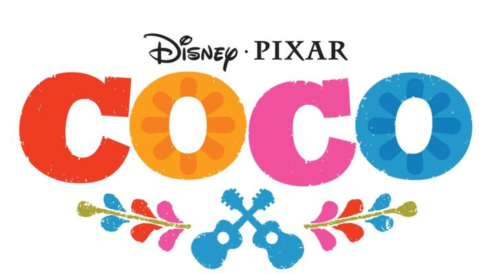 Coco Disney Pixar movie logo