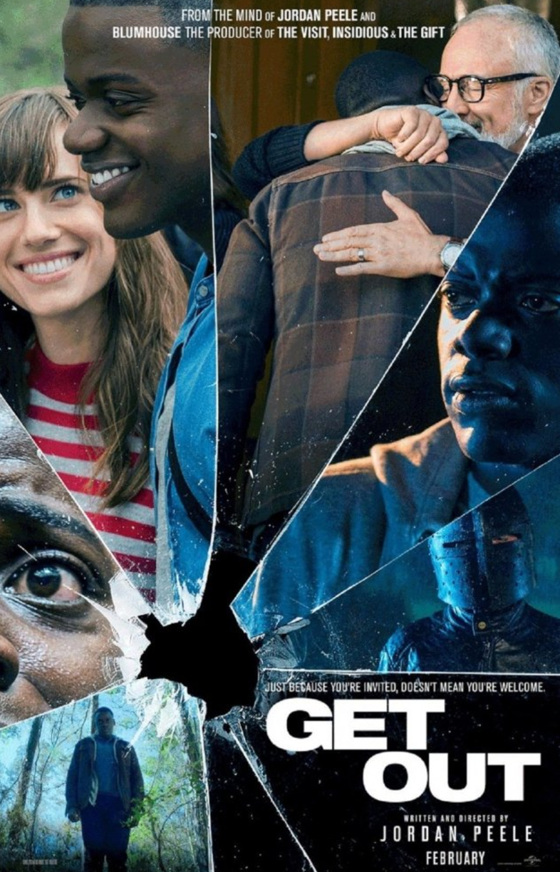 Poster of the movie Get Out (2017)