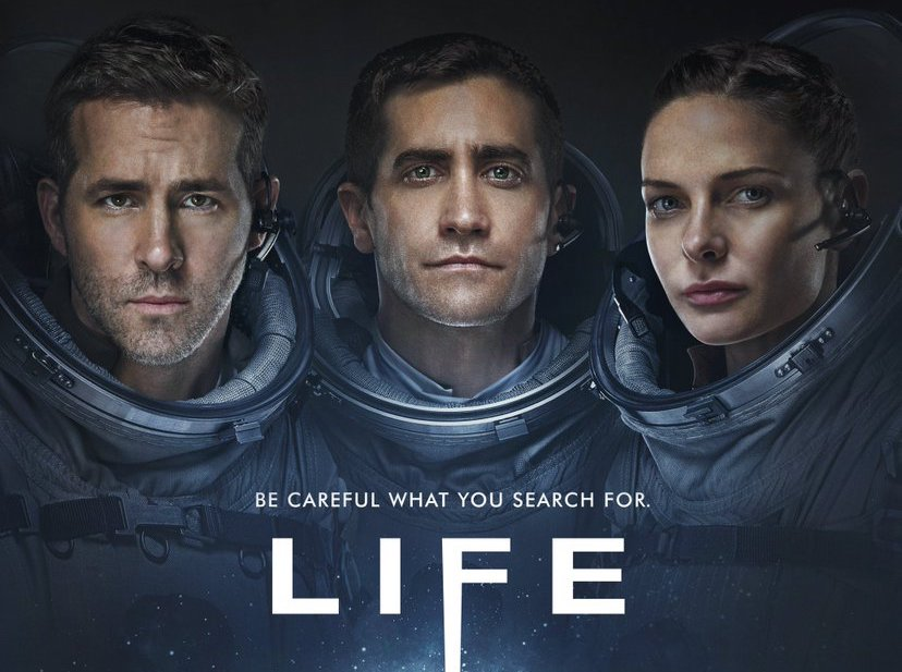 Sci-Fi Movie Life (2017) Poster