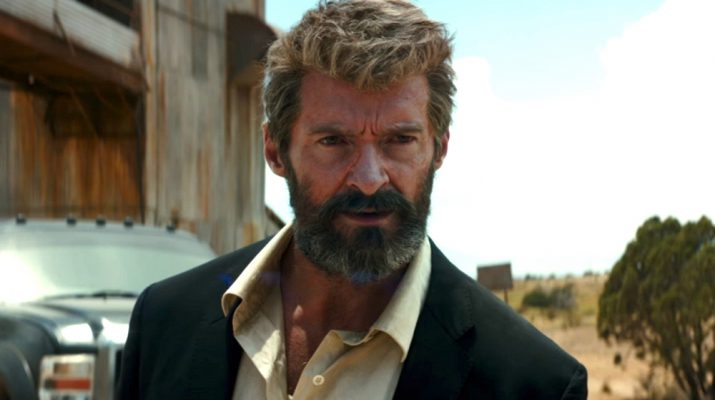Hugh Jackman in Logan (2017)