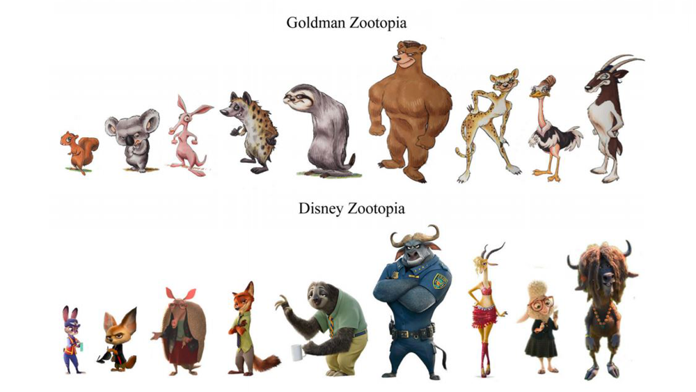 Zootopia lawsuit